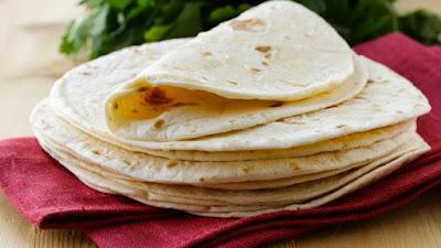 Simple Flour Tortilla Recipe