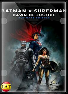 Batman vs Superman: El Origen de la Justicia (2016) EXTENDIDA IMAX DVDRIP LATINO