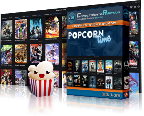 Download Popcorn Time 5.4 Beta