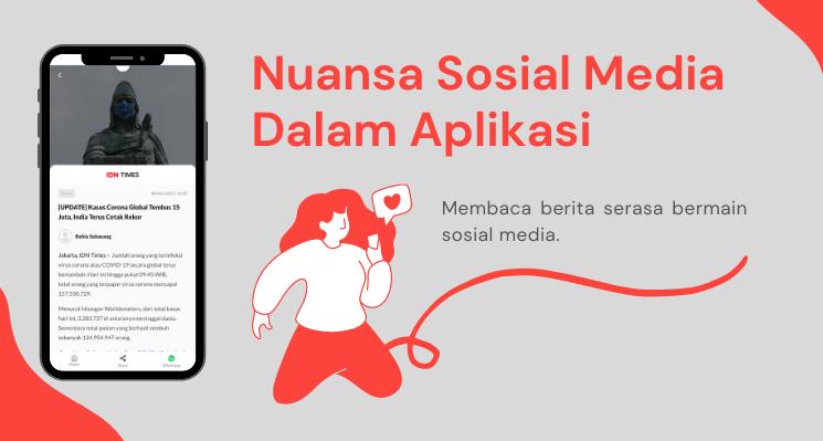 Nuansa Sosial Media Dalam Berita