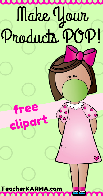 Free Bubble Gum Kids Clipart for Teachers & Students TeacherKarma.com