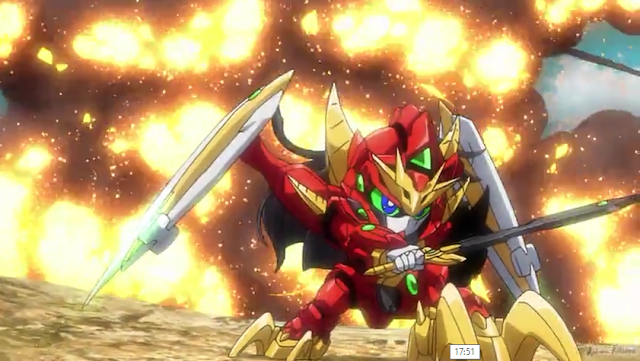 Gundam Build Drivers Re-Rise Episode 05 Subtitle Indonesia