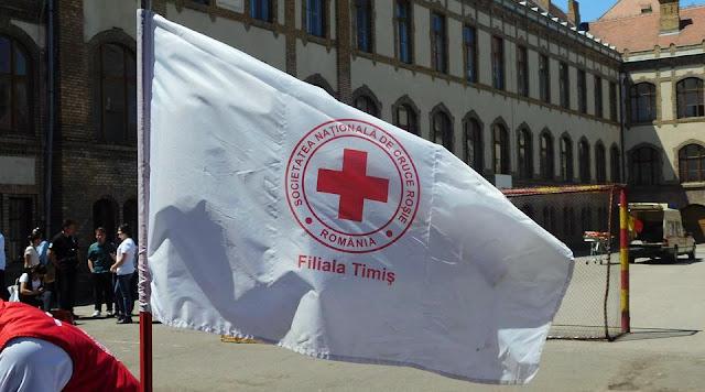 Ziua Porților Deschise la Crucea Roșie Filiala Timiș