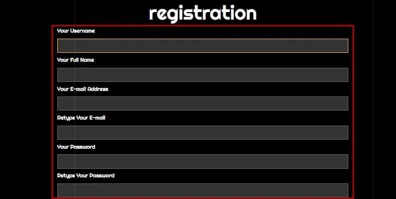 Регистрация в Bitster 2