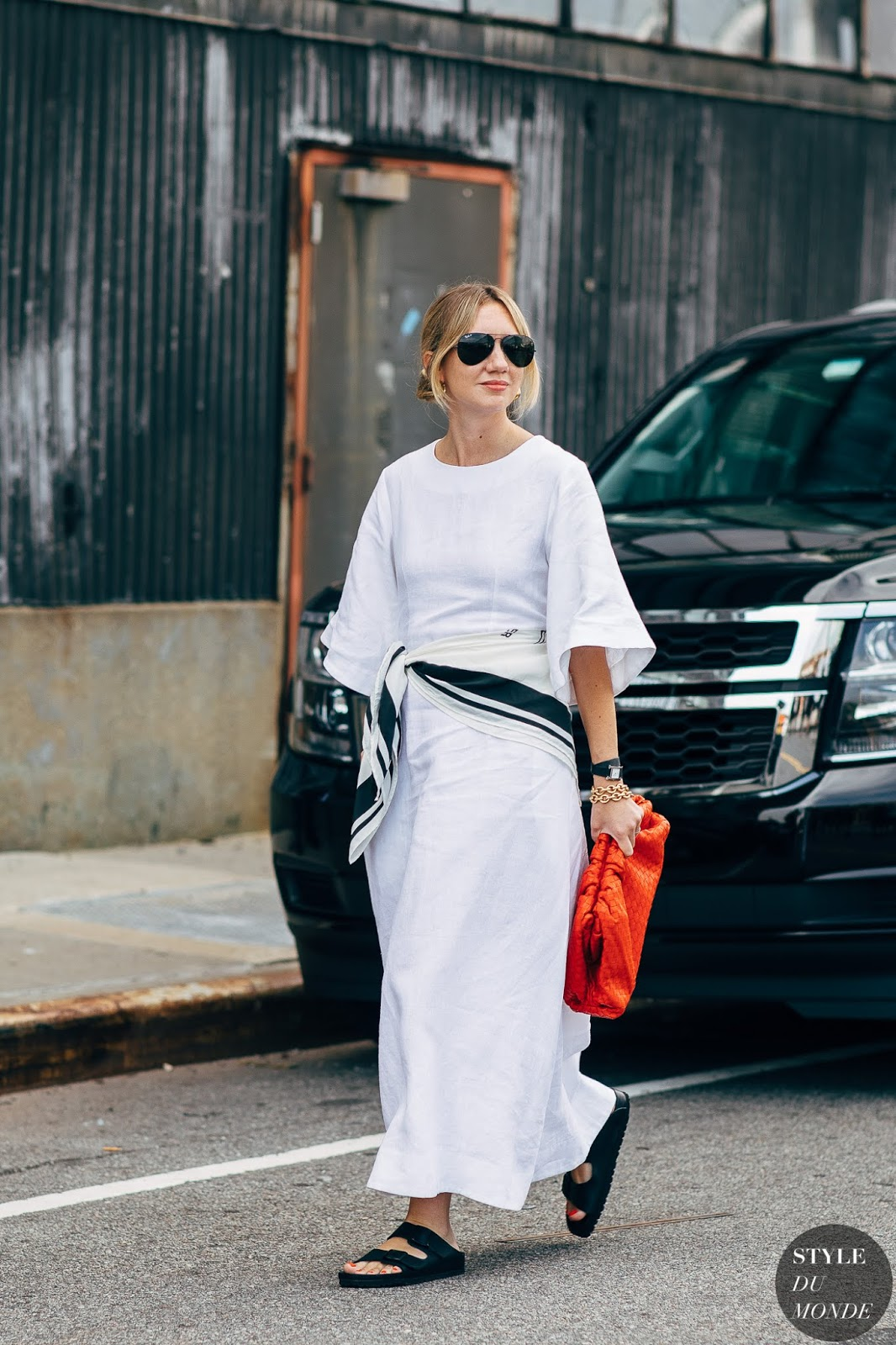 The Luxe Street Style Look I Can't Stop Thinking About