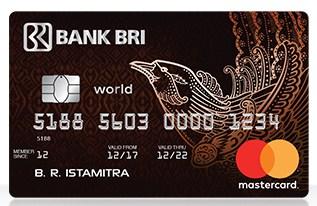 Kartu Kredit BRI World Access