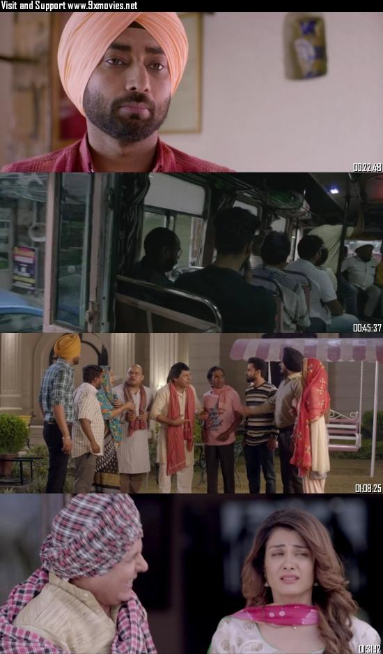 Tara Mira 2019 Punjabi 720p 480p WEB-DL [850mb 300mb]
