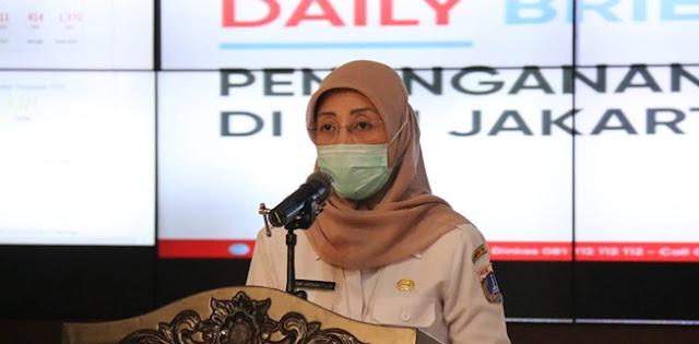 Total Pasien Covid-19 Jakarta Sentuh 5.140, 444 Di Antaranya Meninggal Dunia