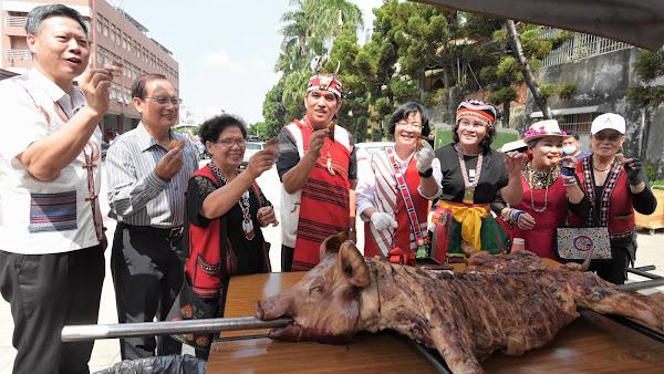 彰化縣原住民文化節暨豐年祭 週日在縣立體育館外