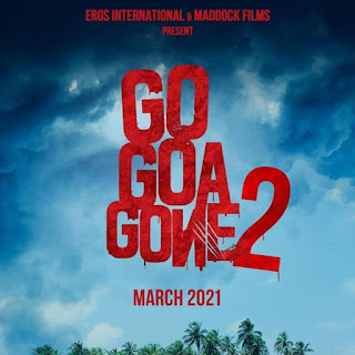 Go Goa Gone 2 First Look Poster