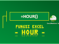 Fungsi Excel HOUR