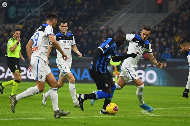 Inter 1-1 Atalanta: Handanovic penalty save preserves point as leaders struggle