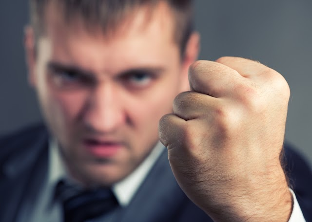 4 Tips Memadamkan Marah