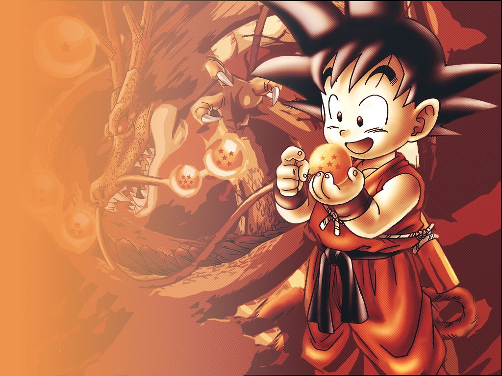 Wallpapers HD: Dragon Ball, Gt, Z, Full HD Wallpapers