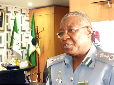 nigerian customs officer arrested boko haram