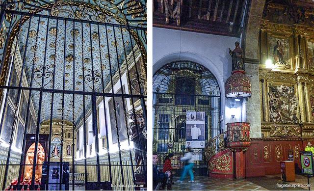 Igreja de San Francisco, Bogotá