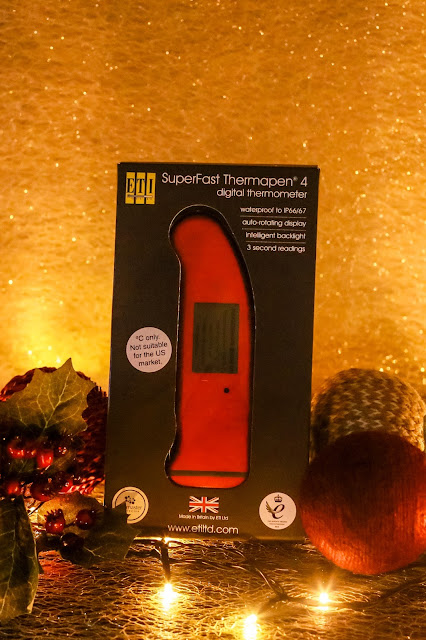 ETI Superfast Thermapen - For more ideas on how to survive the Christmas period and festive season read my pre-Christmas gift guide.