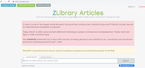 Booksc.org, Surganya Referensi Agar Skripsi dan Tesis Gak Mentok Lagi!