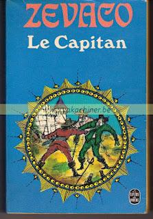 Michel Zévaco, Le Capitain, 3282