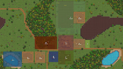 Lords And Villeins Game Screenshot 5