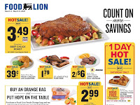 Food Lion Weekly Ad & Deals March 3 - 9, 2021