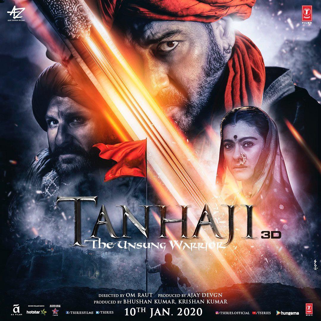 Tanhaji The Unsung Warrior Bollywood Movie 2020 Ajay Devgan New Upcoming Bollywood Movie 2020