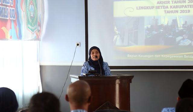 Plt Asisten Administrasi, Hanifah Dyah Ekasiwi