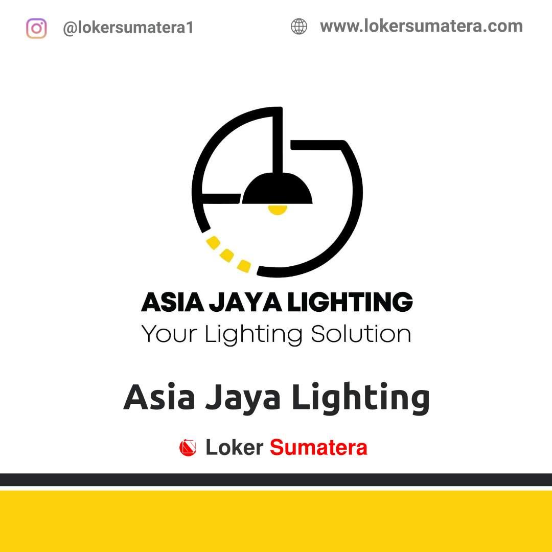 Lowongan Kerja Medan: Asia Jaya Lighting November 2020