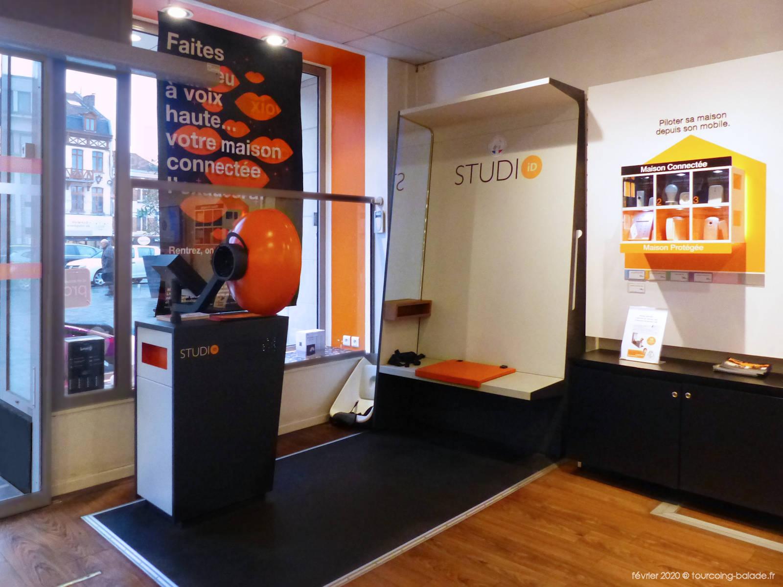 Photos d'identité conformes - Orange Tourcoing
