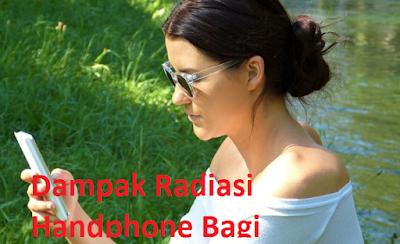 Dampak Radiasi Handphone Bagi Kesehatan