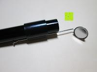 Lupe an Lampe: Depstech 5M USB Wasserdichte Digital Inspektionskamera Endoskop Rohrkamera Borescope mit 6 Einstellbare Weißen LED (7mm) DSNKJ0001