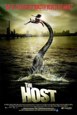 Póster película The Host - 2006