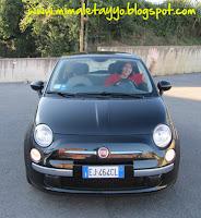 De ruta por Italia en coche