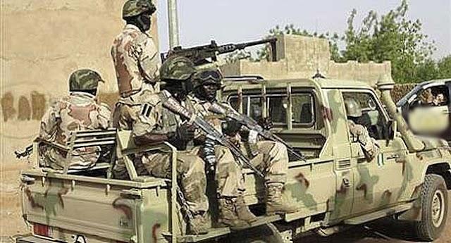 NIGERIA' STROOPS KILLS BANDITS IN ZAMFARA STATE