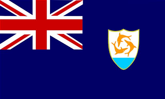 Bandera de Anguila