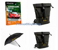 Logo Continental AQUACTRL #VediciMeglio: vinci gratis zainetti, ombrelli e cofanetti Wonderbox