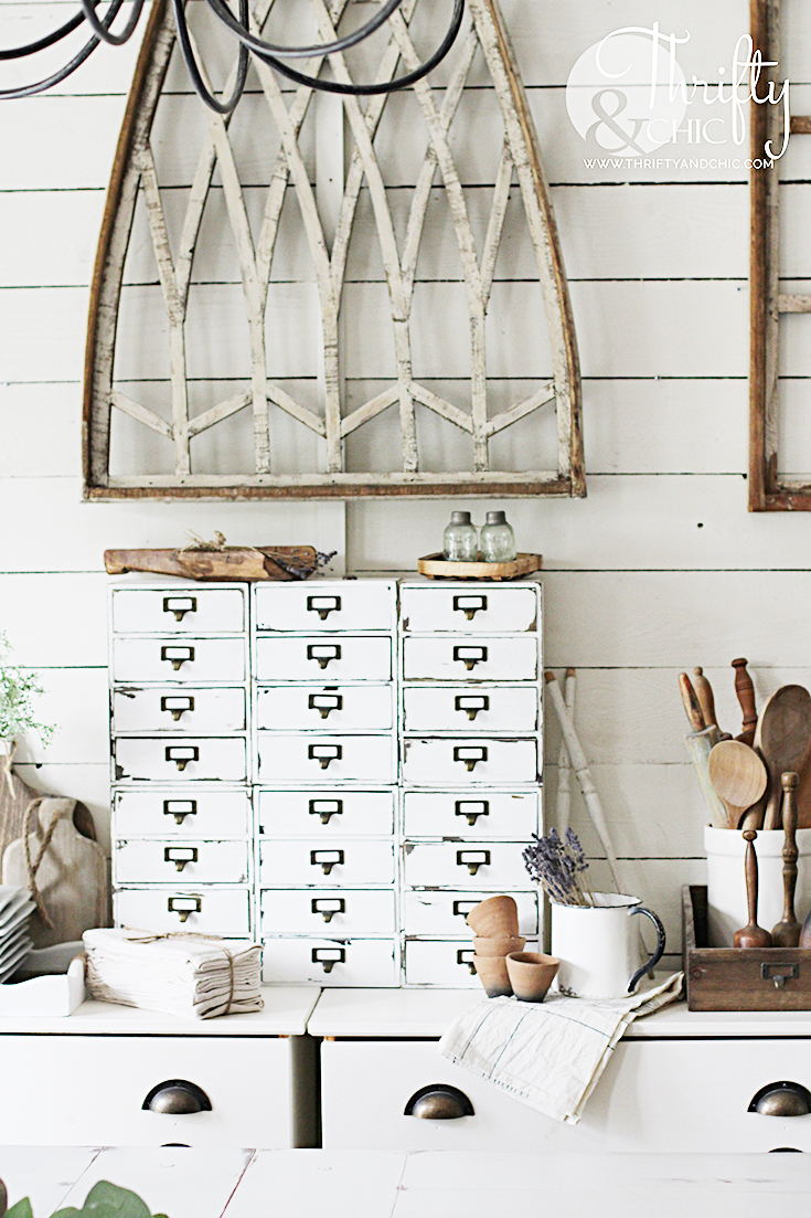 DIY Apothecary Cabinet, Apothecary cabinet tutorial, how to make an apothecary cabinet, diy printer's cabinet, diy storage with lots of drawers,  easy farmhouse craft, diy farmhouse decor and decorating ideas