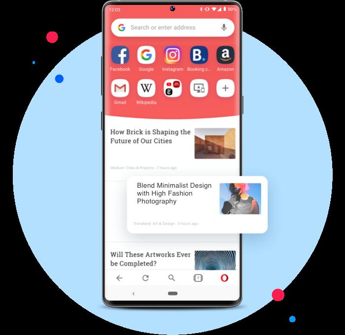 Opera 61 per Android introduce un lettore multimediale e altro ancora