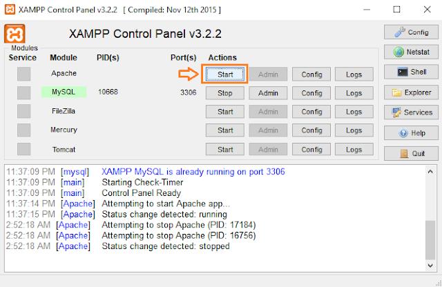How To Change The XAMPP Server Port In Windows 10 | Apache Server Port 9