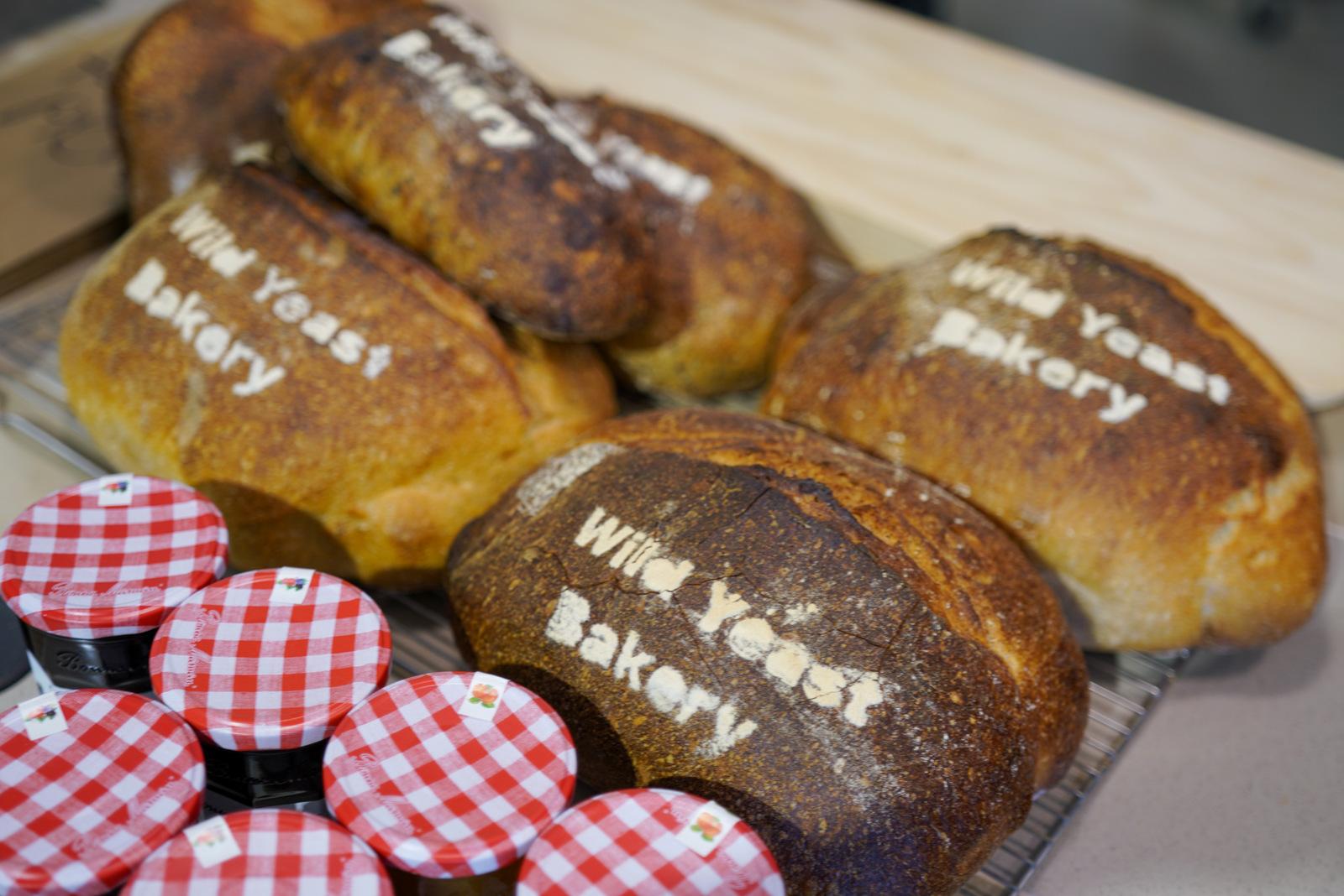 wild yeast bakery cafe, damansara jaya