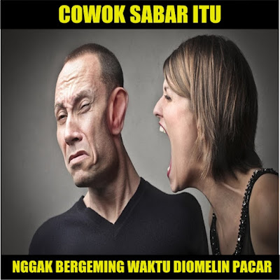 10 Meme 'Orang Sabar' Ini Kocaknya Bikin Hidup Jadi Barokah