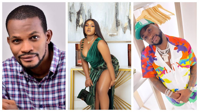 Real Men Don't Do Promise and Fail Marriage— Uche Maduagwu Shades Davido Over Chioma
