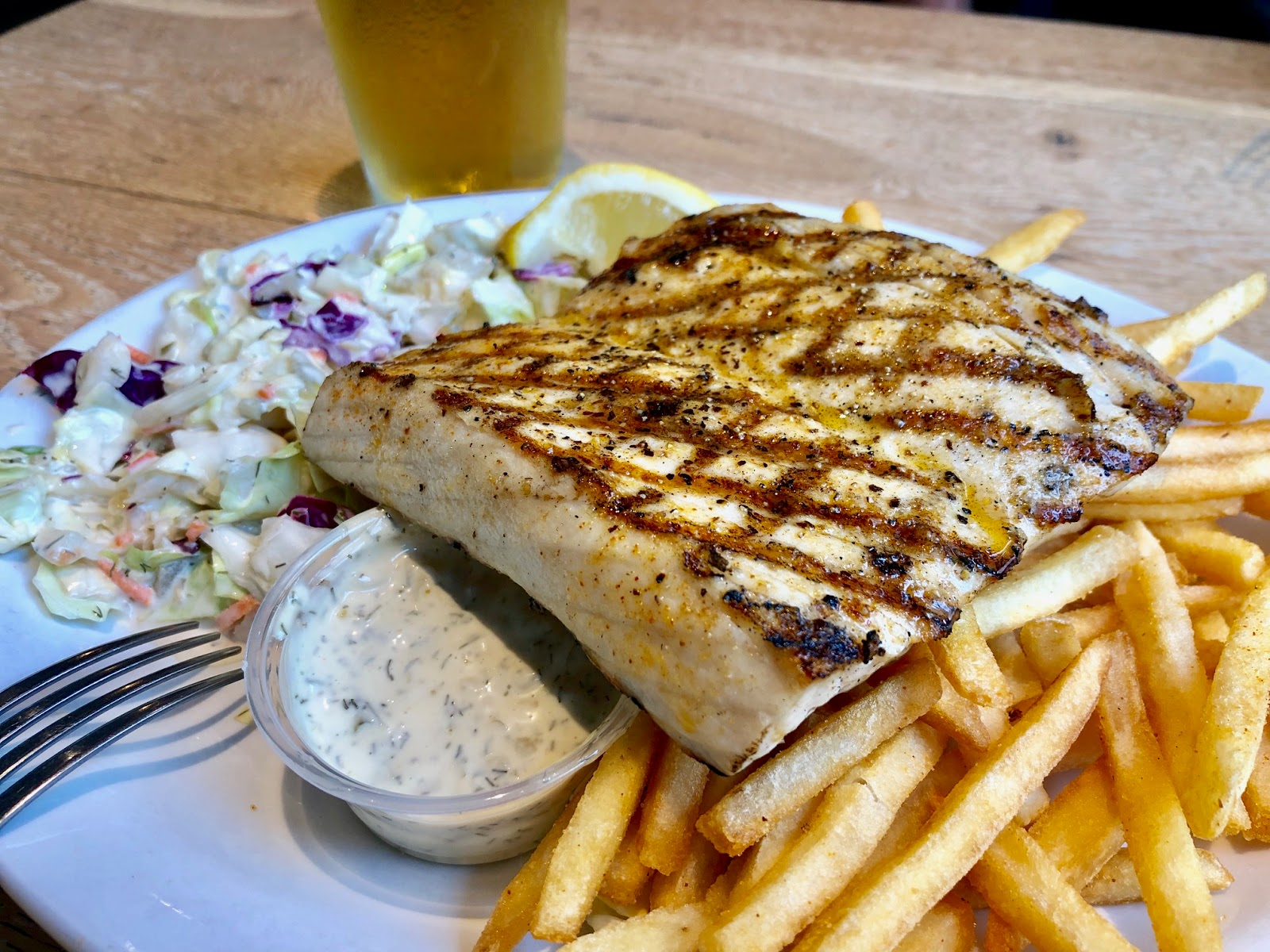 Paia Fish Market Maui Review
