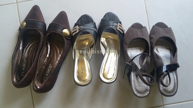high heels untuk kondangan