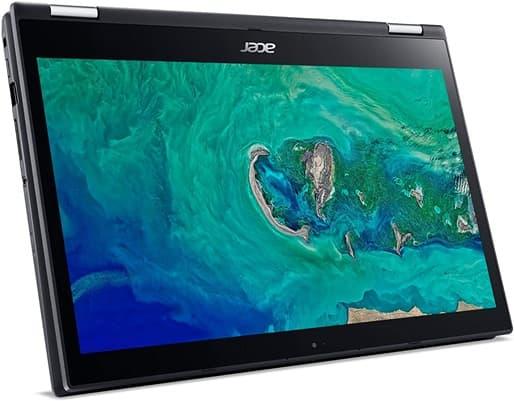 Acer Spin 3 SP314-51-58JC: portátil convertible de 14'' con panel FHD táctil, procesador Core i5, disco SSD y Windows 10 Home