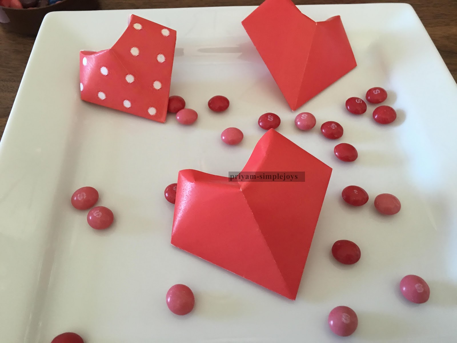SimpleJoys: 3D Origami Paper Heart - photo#41