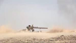 معارك عنيفة في مديرية مراد