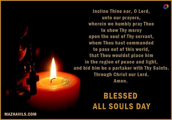 all souls day message