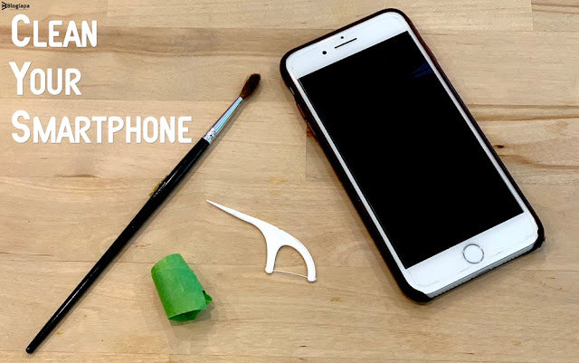 How to Clean You Smartphone?
