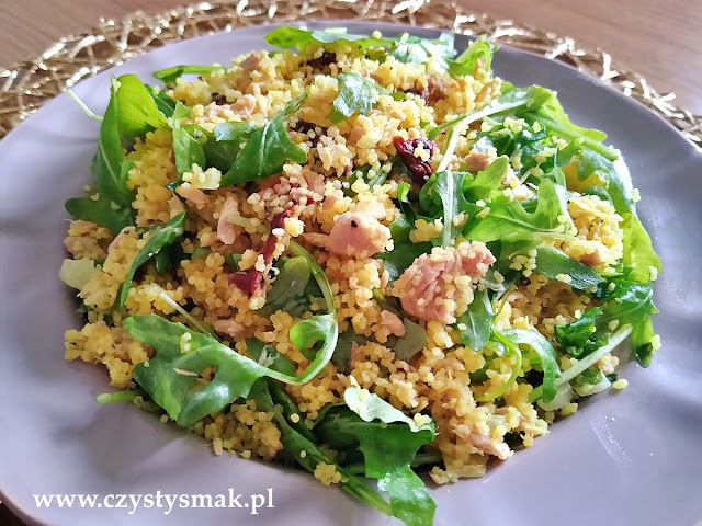 Ekspresowe danie wegetariańskie